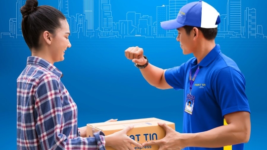 Dịch vụ giao hàng nhanh lấy hàng tại nhà Nhất Tín Express có gì mới?