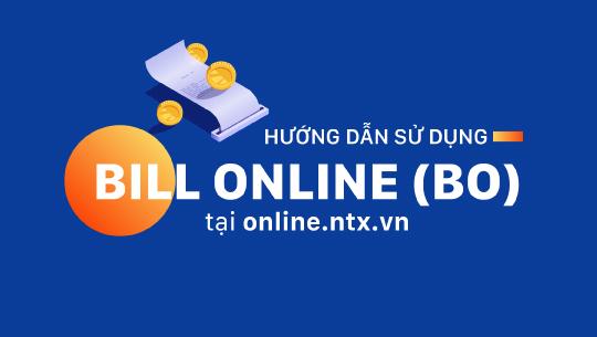 Hướng dẫn sử dụng Bill Online Nhất Tín Expres